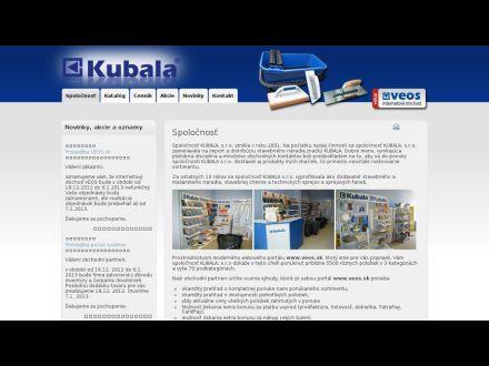 www.kubala.sk