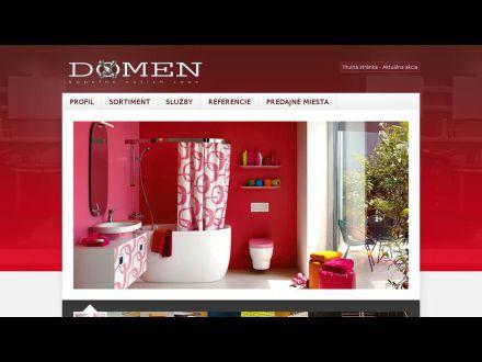 www.domen.sk