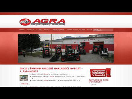 www.agra.sk