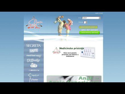 www.betaplus.sk