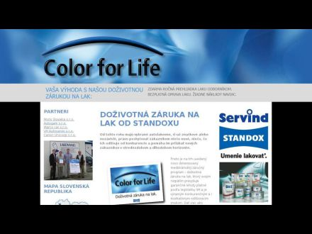 www.colorforlife.sk