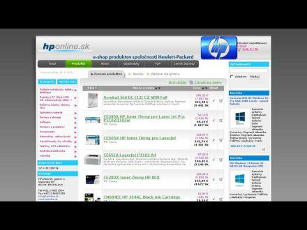 www.hpstore.sk