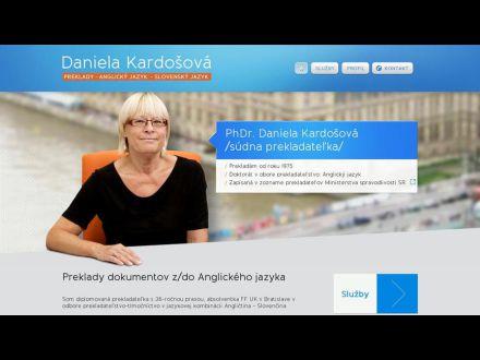 www.kardosova-preklady.sk