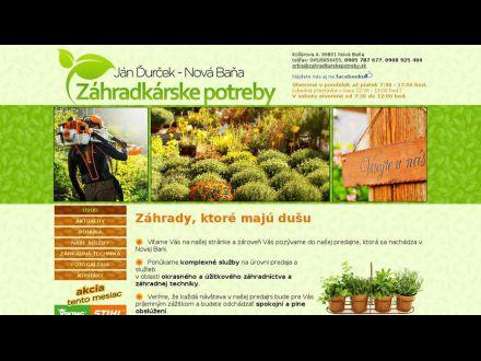 www.zahradkarskepotreby.sk