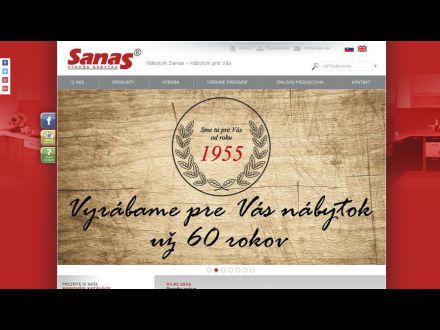 www.sanas.sk
