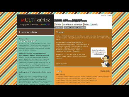 www.multikulti.sk