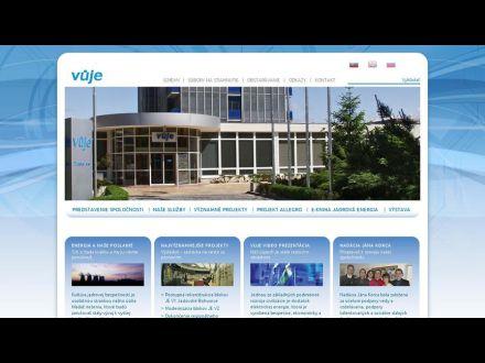 www.vuje.sk