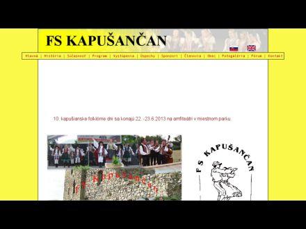www.kapusancan.sk