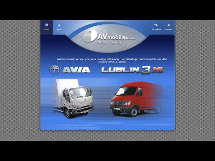 www.avmobil.sk