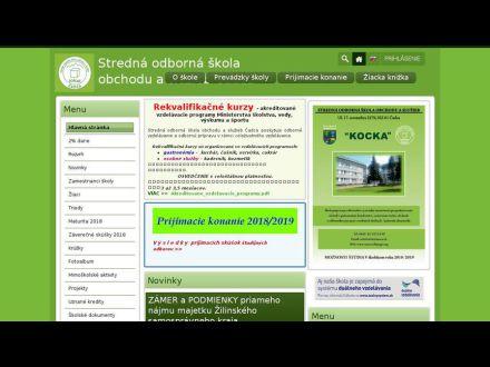 www.sosca.sk