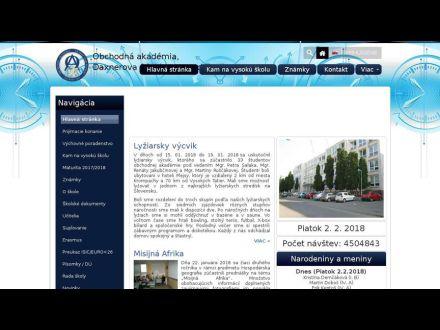 www.oavt.edu.sk