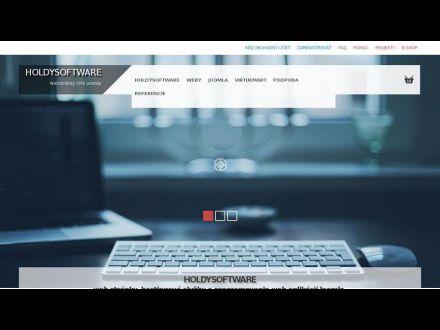 www.holdysoftware.sk