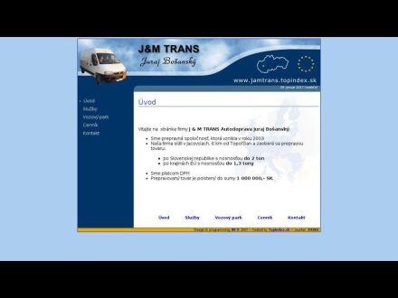 www.jamtrans.topindex.sk