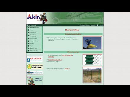 www.akin.sk