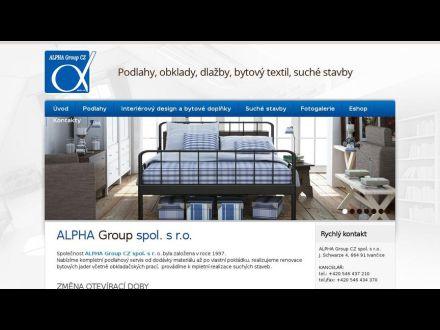 www.alphagroup.cz