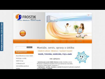 www.frostik.cz