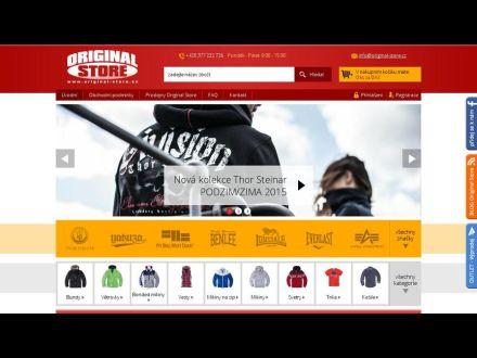 www.original-store.cz