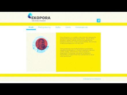 www.ekopora.sk