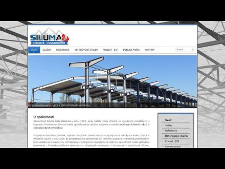 www.siluma.sk