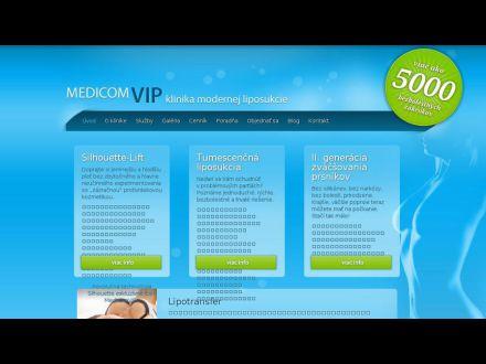 www.medicomvip.sk