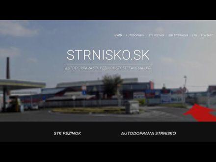 www.strnisko.sk