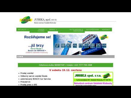 www.jubeka.cz