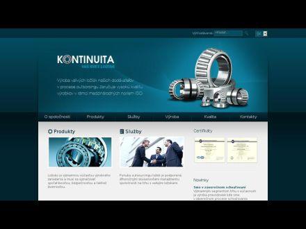 www.kontinuita-loziska.sk