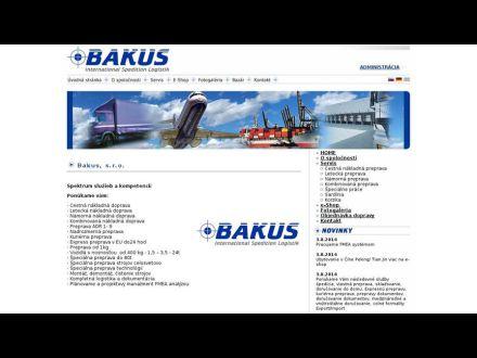 www.bakus.sk