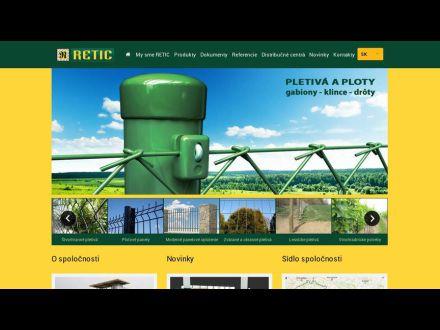www.retic.sk