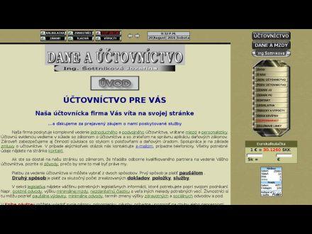 www.dane-uctovnictvo.sk
