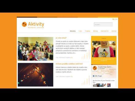 www.kcaktivity.sk