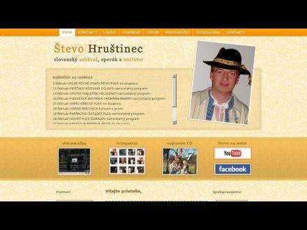 www.stevohrustinec.sk