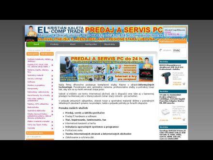 www.el-comp.itobchod.sk