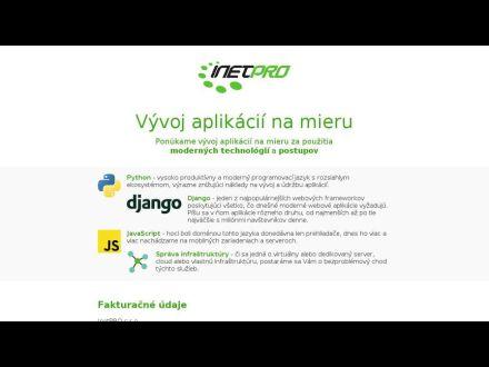 www.inetpro.sk