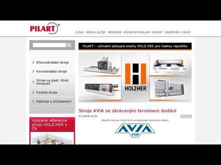 www.pilart.cz