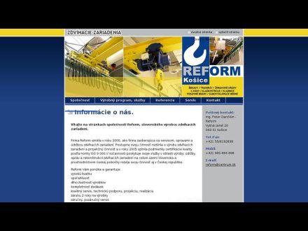 www.reformkosice.sk