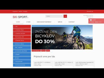 www.ski-sport.sk