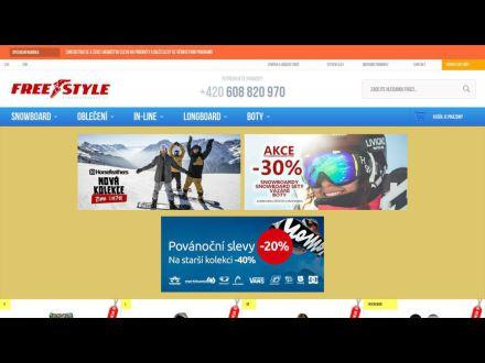 www.freestylesport.cz