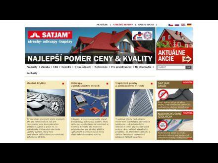 www.satjam.sk