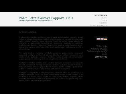 www.petraklastova.sk