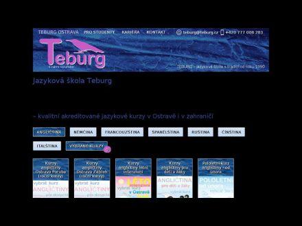 www.teburg.cz