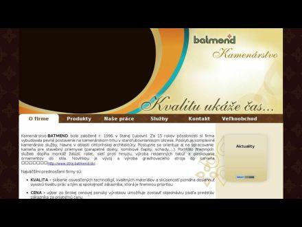 www.batmend.sk