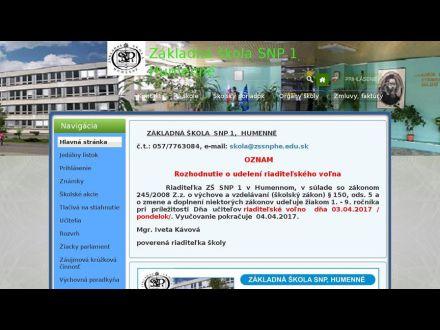 www.zssnphe.edupage.org
