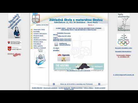 www.skolakalina.sk