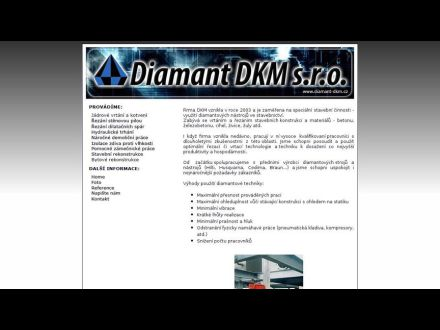 www.diamant-dkm.cz