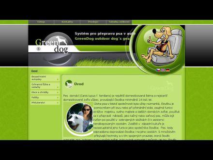 www.greendog.cz