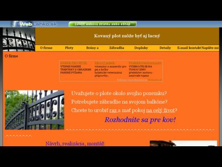 www.kovany-plot.wbl.sk