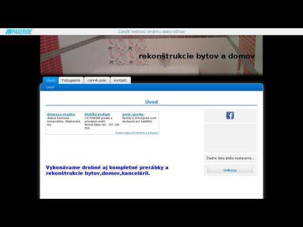 www.rekonstrukciebytov.wbl.sk