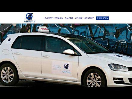 www.autoskolafortuna.sk