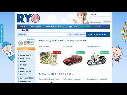 www.ryo.sk